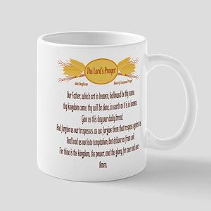 The Lords Prayer Wheat Mug