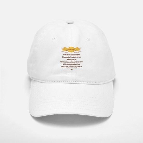 The Lords Prayer Wheat Baseball Hat