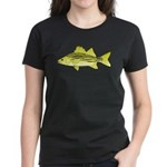 Yellow Bass fish 2 T-Shirt