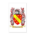 Cavalliere 20x12 Wall Decal
