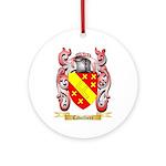 Cavalliere Ornament (Round)