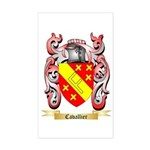 Cavallier Sticker (Rectangle)