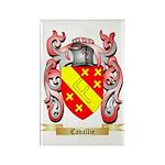 Cavallie Rectangle Magnet (100 pack)