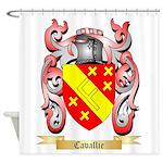 Cavallie Shower Curtain