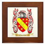 Cavallie Framed Tile
