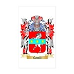 Cavalli Sticker (Rectangle 10 pk)