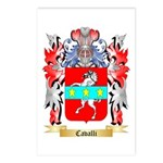 Cavalli Postcards (Package of 8)