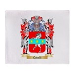 Cavalli Throw Blanket