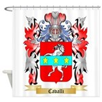 Cavalli Shower Curtain