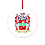 Cavalli Ornament (Round)