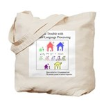 SpecGram NLP Pretty Little Girls Tote Bag