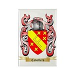 Cavallero Rectangle Magnet (100 pack)