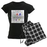 SpecGram NLP Pretty Little G Women's Dark Pajamas