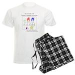 SpecGram NLP Pretty Little Gi Men's Light Pajamas