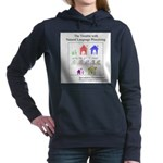 SpecGram NLP Pretty Litt Women's Hooded Sweatshirt
