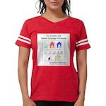 SpecGram NLP Pretty Little G Womens Football Shirt