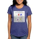 SpecGram NLP Pretty Littl Womens Tri-blend T-Shirt