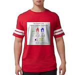 SpecGram NLP Pretty Little Gir Mens Football Shirt