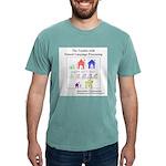SpecGram NLP Pretty Litt Mens Comfort Colors Shirt