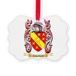 Cavallaro Picture Ornament