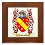 Cavallaro Framed Tile