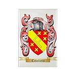 Cavaliero Rectangle Magnet (100 pack)