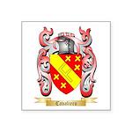 Cavaliero Square Sticker 3