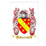 Cavaliero Postcards (Package of 8)