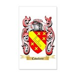 Cavaliere 35x21 Wall Decal