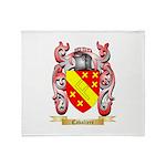 Cavaliere Throw Blanket