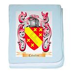 Cavalier baby blanket
