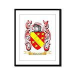 Cavalier Framed Panel Print