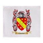 Cavalier Throw Blanket