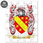 Cavalier Puzzle