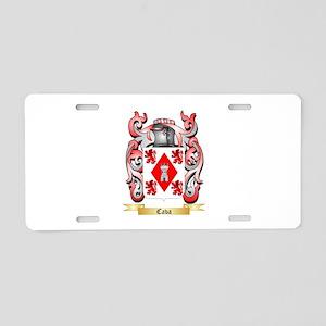 Cava Aluminum License Plate