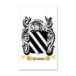 Causton Rectangle Car Magnet