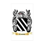 Causton Sticker (Rectangle 50 pk)