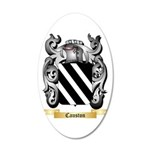 Causton 20x12 Oval Wall Decal