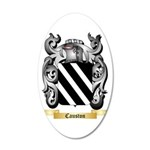 Causton 35x21 Oval Wall Decal
