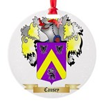 Causey Round Ornament