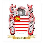Caulfield Square Car Magnet 3