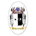 Cauldron Sticker (Oval 10 pk)