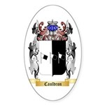 Cauldron Sticker (Oval 50 pk)