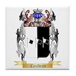 Cauldron Tile Coaster