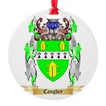 Caughey Round Ornament