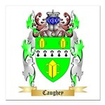 Caughey Square Car Magnet 3