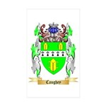 Caughey Sticker (Rectangle 10 pk)