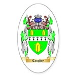 Caughey Sticker (Oval 10 pk)