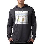 SpecGram NLP Monkey Mens Hooded Shirt