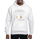 SpecGram NLP Monkey Hooded Sweatshirt